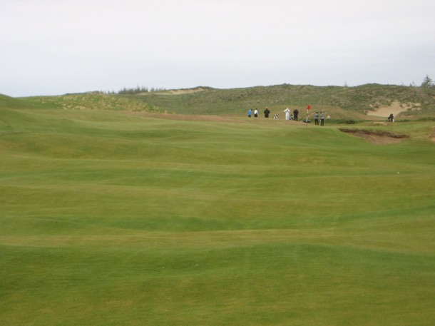"Fairway on ""Leven"""