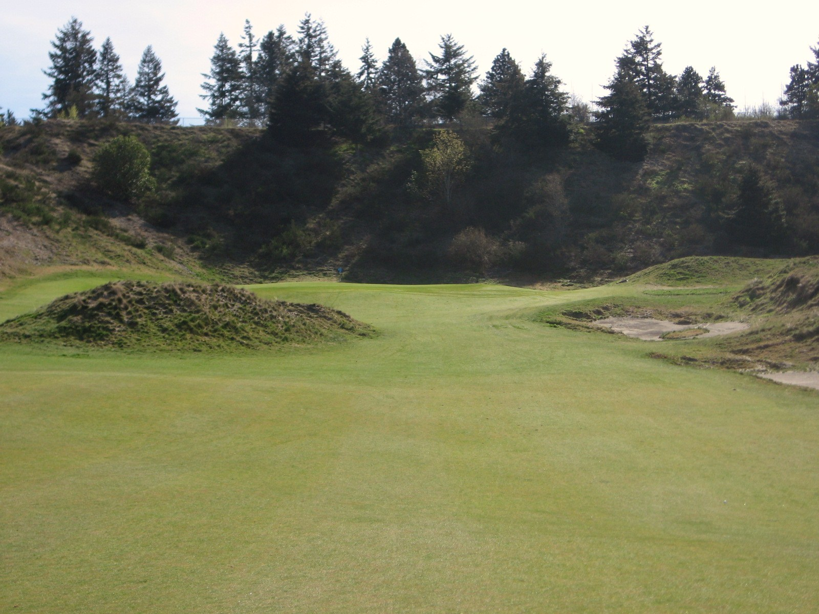 The Walking Golfers Society – Chambers Bay Golf Course on